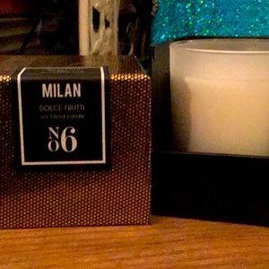 Milan Grapefruit Rosewater Candle